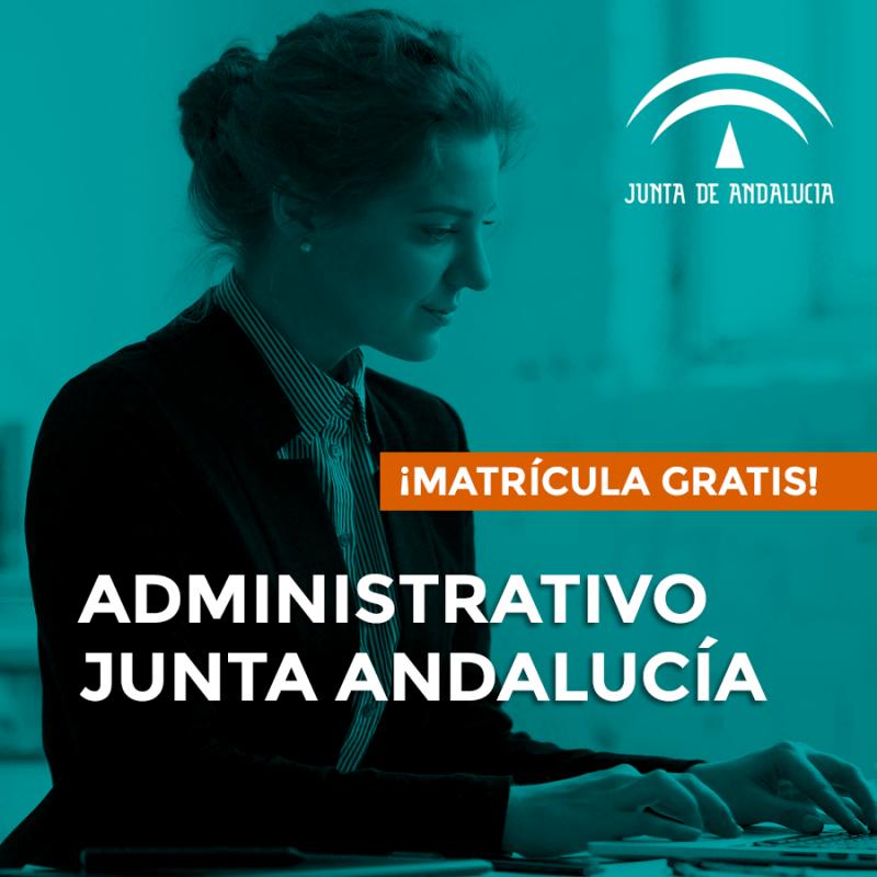OPOSICIONES DE ADMINISTRATIVO DE LA JUNTA DE ANDALUCÍA